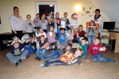 Foto zur Meldung: DRK Jugendclub in der Peenestadt Neukalen