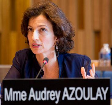 Audrey Azoulay (c) UNESCO Christelle ALIX
