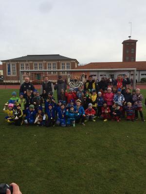 Foto zur Meldung: Bambini Fußballturnier in Falkenberg