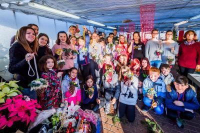 Vorschaubild zur Meldung: Besuch der 5 Erasmus- Partnerschulen vom  26.11. bis 02.12.17