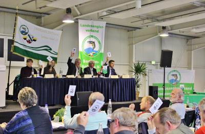 Foto zu Meldung: Mitgliederversammlung des Landesanglerverbandes bestätigt eingeschlagenen Weg