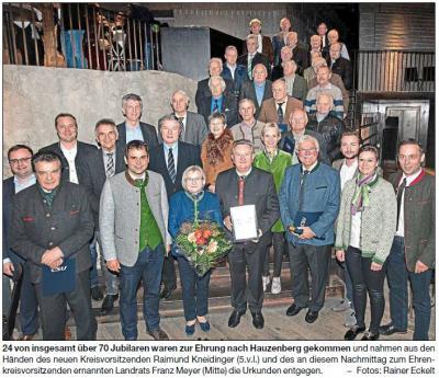 """Vorschaubild zur Meldung: Kreis-CSU ehrt ihre """"ewigen Felsen"""""""