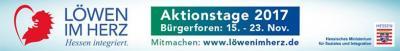 """Vorschaubild zur Meldung: Bürgerforum """"Wurzeln schlagen in Nordhessen"""" am 16. November in Kassel"""