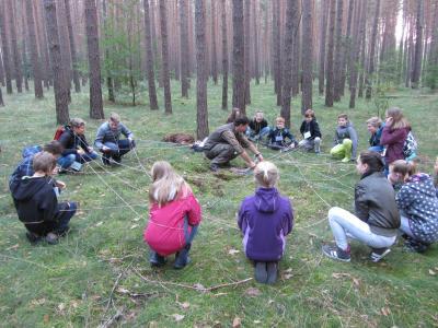 Vorschaubild zur Meldung: Biologie im Wald