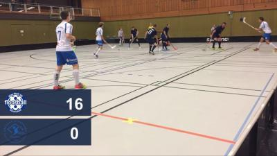 Floorball Schenefeld vs. Siemensstadt Berlin