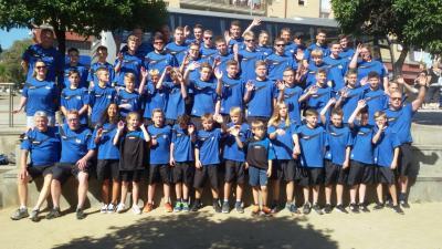 Vorschaubild zur Meldung: Internationales Jugendfußballturnier in Spanien