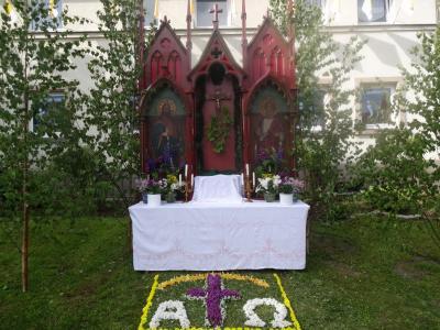 Foto zur Meldung: Hochfest Fronleichnam
