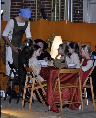 Foto zu Meldung: Martin Luther Musical