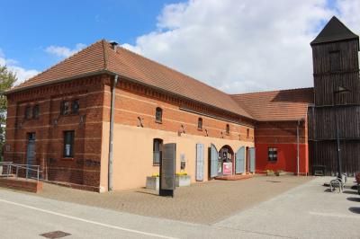 Altes Feuerwehrdepot (Foto: Stadt Wittstock/Dosse)