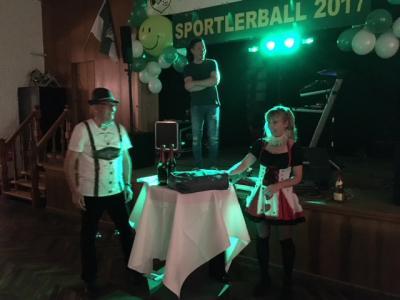 Foto zur Meldung: Unser Sportlerball 2017