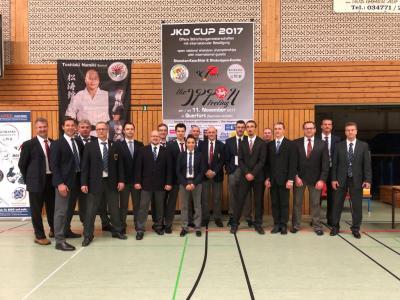 Foto zur Meldung: KARATE-Meisterschaft  in der Mehrzweckhalle Querfurt