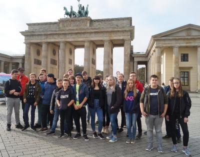 Foto zur Meldung: Ferienfahrt nach Berlin