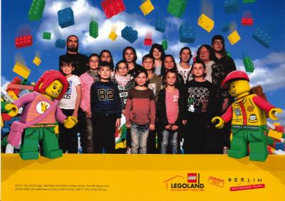 Foto zur Meldung: Tagesfahrt ins Legoland