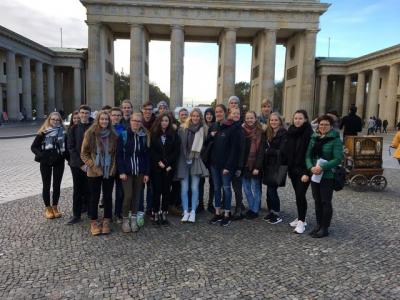 Foto zur Meldung: Exkursion des Kurses 11ek1 zur Stadtgenese am Beispiel Berlins