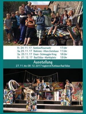 Vorschaubild zur Meldung: PopIIGO - Kulturinseln - Spacetour