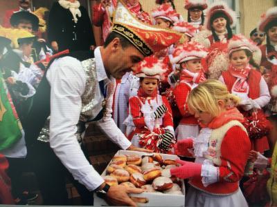 Foto zu Meldung: Auftakt der Karnevalssaison