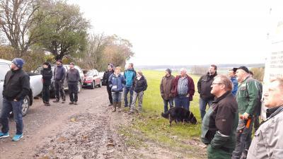 Vorschaubild zur Meldung: Heckenseminar mit der Landvolkbildung