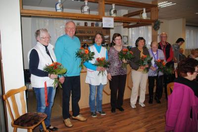 Vorschaubild zur Meldung: Wahl eines neuen Vorstandes beim AWO Ortsverein Wittenberge