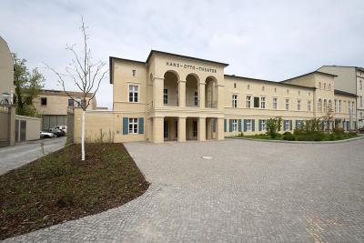 Foto zu Meldung: Alle Restaurierungswerkstätten an einem Ort: Das neue Wissenschafts- und Restaurierungszentrum (WRZ) der SPSG