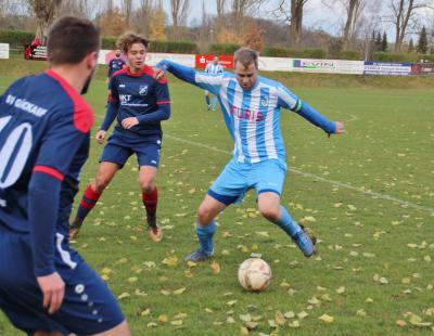 Foto zur Meldung: Bleicherode nimmt Pokalhürde gegen Ilfeld