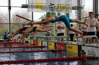 Foto zu Meldung: Schwimmen 4. Neiße-Pokal in Görlitz