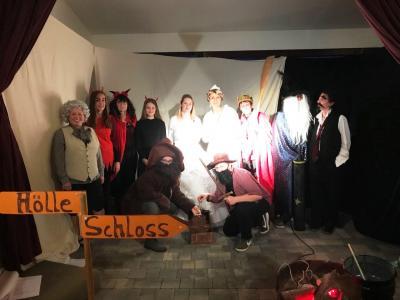Vorschaubild zur Meldung: Märchenhafter Advent in der Heimatscheune Nazza