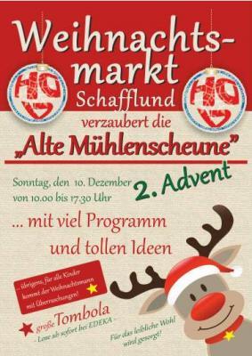 Foto zur Meldung: HGV Weihnachtsmarkt am 10.12.