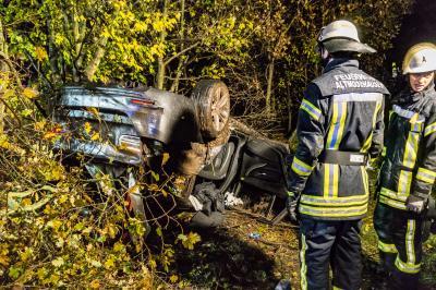 Vorschaubild zur Meldung: Schwerer Verkehrsunfall auf der A28
