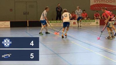Floorball Schenefeld vs. Chemnitz
