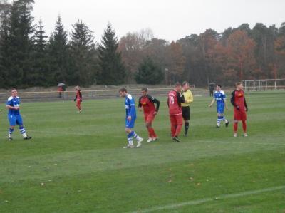 Foto zu Meldung: + + + Fußball Landesliga West 12.Spieltag + + +