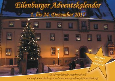 Vorschaubild zur Meldung: Adventskalender der Stadt Eilenburg