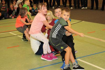 Foto zur Meldung: Tag der offenen Tür Grundschule Hirschfeld