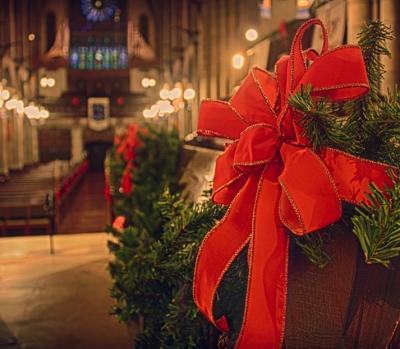 Vorschaubild zur Meldung: Gottesdienste zu Weihnachten und Neujahr
