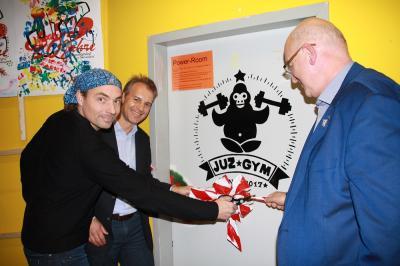 Foto zu Meldung: 20 Jahre Jugendzentrum Hirschaid