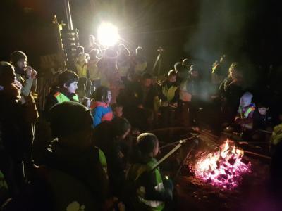 Vorschaubild zur Meldung: Funkeln im Dunkeln - Radionacht 2017