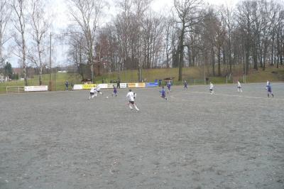 Foto zur Meldung: B-Junioren gewinnen letztes Punktspiel der Hinrunde deutlich