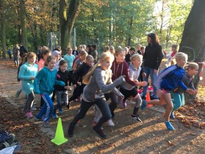 Vorschaubild zur Meldung: Herbstlauf für den guten Zweck