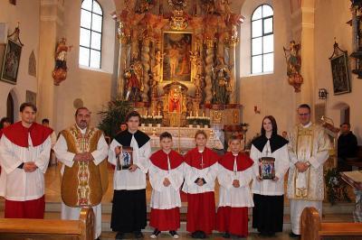 Foto zur Meldung: Christkönigssonntag und Ende des Kirchenjahres