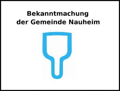 Vorschaubild zur Meldung: Feststellung über das Ausscheiden und Nachrücken von Mitgliedern des Ausländerbeirates Nauheim