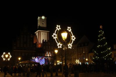 Licht an 2016 (Foto: Stadt Wittstock/Dosse)