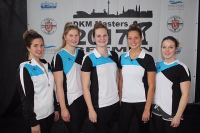 Vorschaubild zur Meldung: Zwei Staffel-Bronzemedaillen für unser Team auf DM Masters Kurzbahn in Bremen!