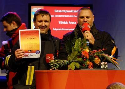 Foto zur Meldung: Große SAW-Party im OT Frose