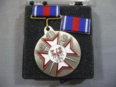 """Foto zur Meldung: Verleihung der Medaille """"Treue Dienst"""""""