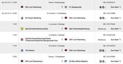 Foto zur Meldung: Fußball: I. Männer mit 10. Ligasieg gegen Sängerstadt