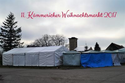 Foto zur Meldung: 11. Kämmericher Weihnachtsmarkt 2017