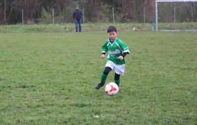 Foto zu Meldung: F-Jugend erreicht Viertelfinale