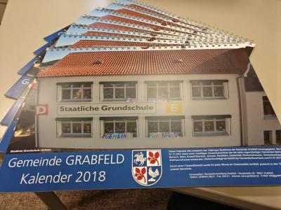 Vorschaubild zur Meldung: Grabfeld-Kalender ab heute erhältlich