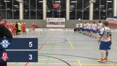 Floorball Schenefeld vs. Kaufering