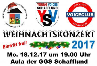 Vorschaubild zur Meldung: Weihnachtskonzert der Grund- und Gemeinschaftsschule Schafflund