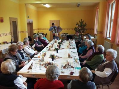 Vorschaubild zur Meldung: Seniorentreffen jeden 1. Montag im Monat in Bornsdorf